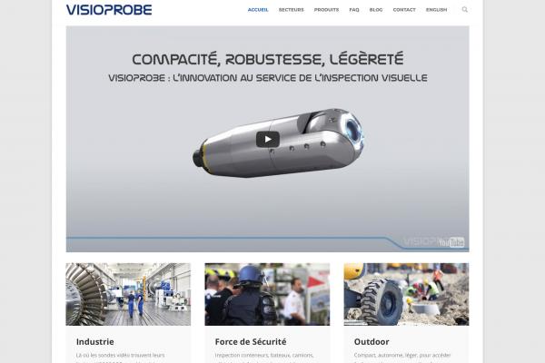 Bienvenue sur le nouveau site VISIOPROBE