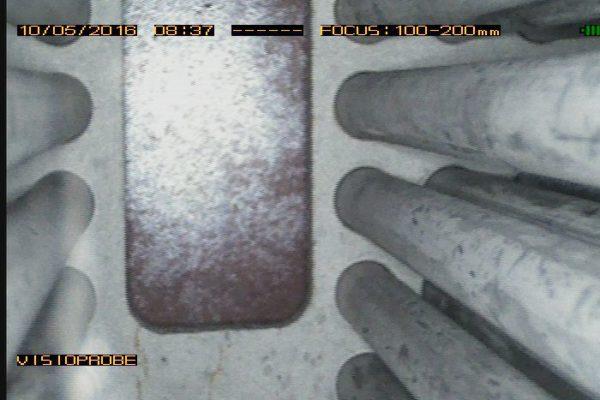 Centrale de production d'électricité – Inspection génerateur de vapeur