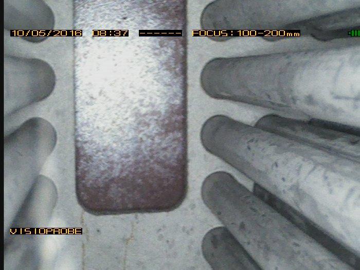 steam generator inspection
